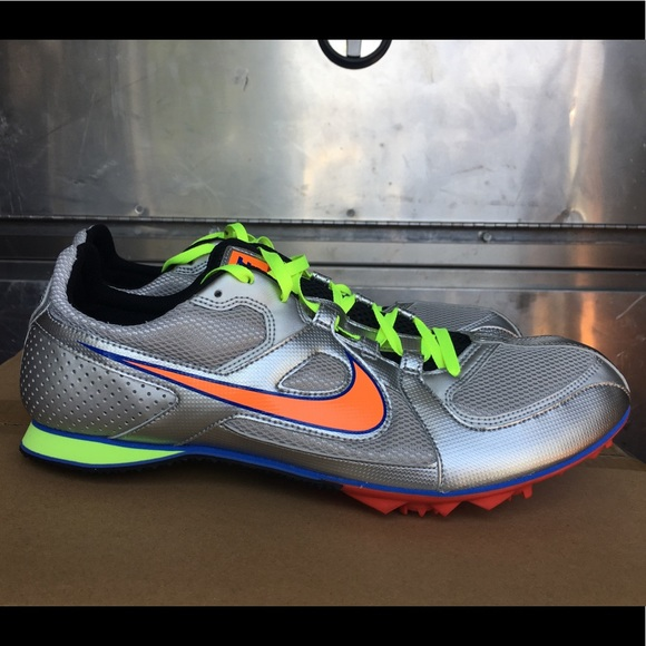 half off 536ae c786a Nike Zoom Rival MD 6 Run Track Spikes cleats sz 12